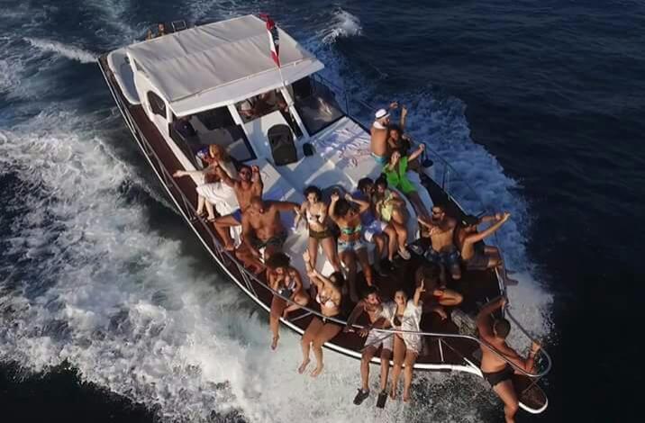 Boat Rental-Boat Party