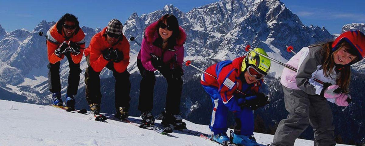 ski lesson ids