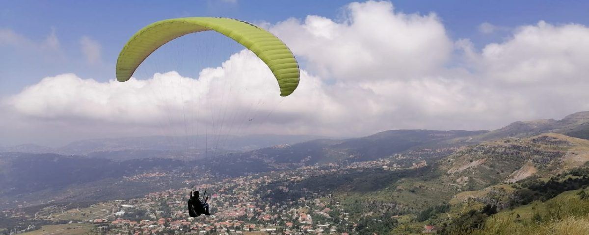 Paragliding Hammana 2